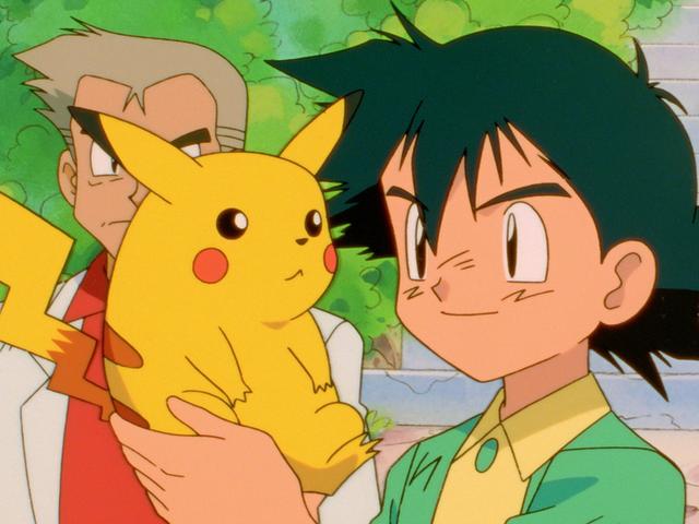O Pokémon Anime já tem idade para beber