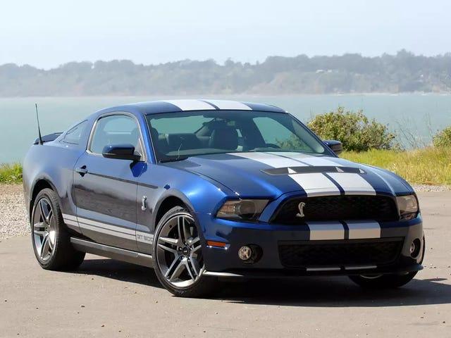 100 chiếc xe mát hơn Shelby Mustang GT500