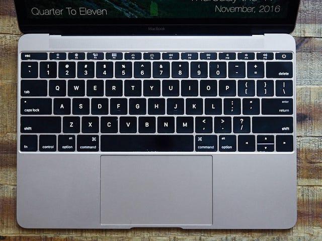 Apple zou het meest vervelende probleem van de MacBook kunnen oplossen