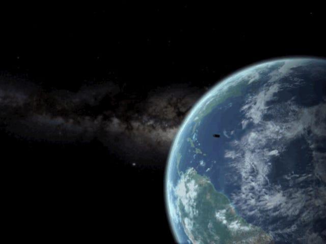 Rang Undang-Undang Space-Sailer yang Berkuasa Solar Telah Dikenakan