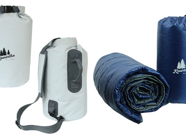 Black Friday Bests From Kawartha: Get Two Free Cooler Bags When You Buy A Base Camp Blanket  ($89)