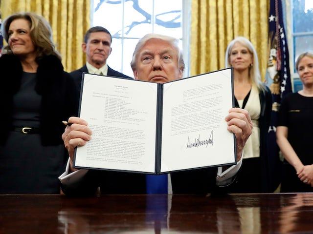 El Grupo de Lobby de Videojuegos Da Declaración Medida Sobre la Trump Immigrant Ban