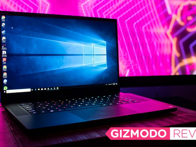 The New 15-inch Razer Blade Is a Gaming Workhorse in a Practical Package