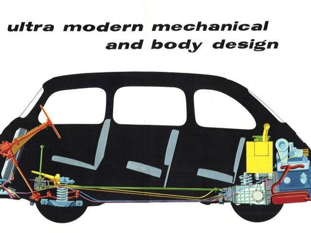 Ultra modern mechanical and body design