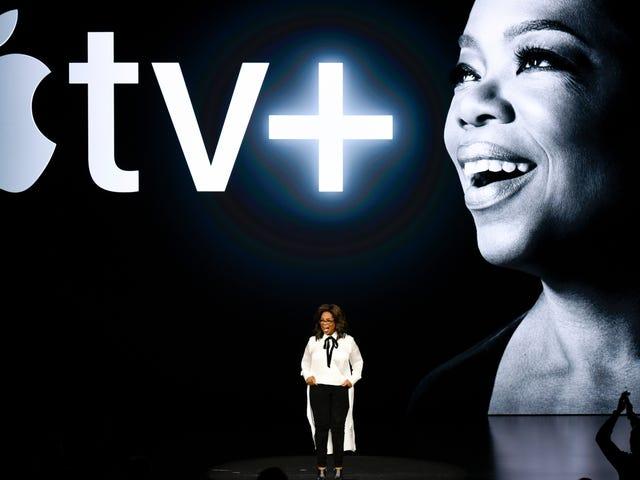 Stały O za zajęcie się zdrowiem psychicznym: Oprah współpracuje z księciem Harrym nad nadchodzącym serialem Apple TV +