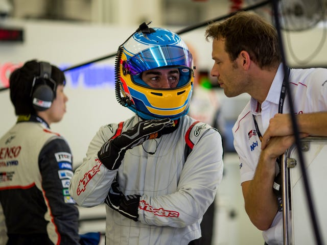 No, Fernando Alonso Isn't Officially Doing Le Mans For Toyota — Yet
