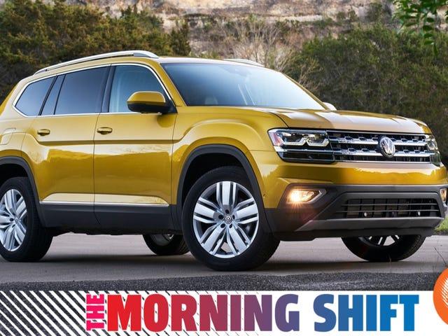 Volkswagen holt dank SUVs Rekord-Bargeld ein