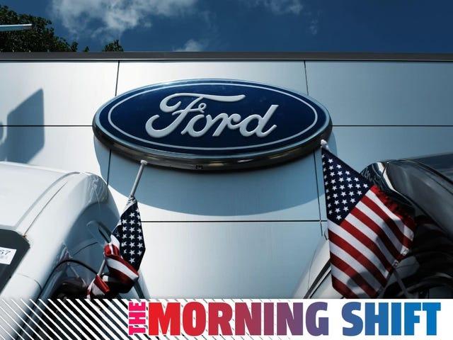 VW-Ford-partnerskapet går autonomt