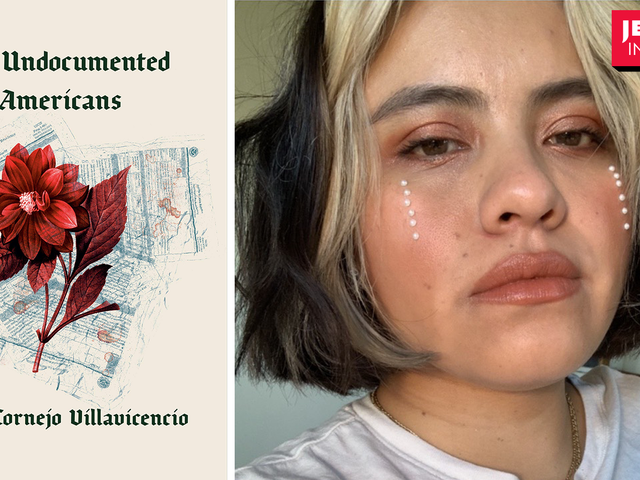 ए हंगर फ़ॉर सर्वाइवल ': कार्ला कॉर्निज़ो विल्विकेंशियो ऑन न्यू बुक द अनडूलेटेड अमेरिकन