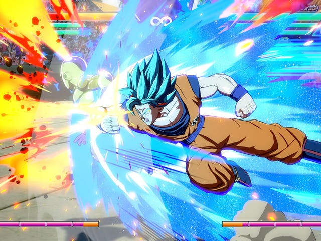 Dragon Ball FighterZ Looks Better Than The Anime
