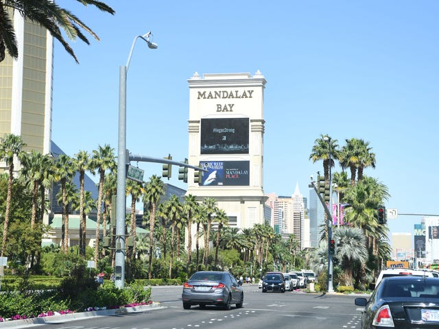 After Sunday's Shooting Massacre, Hotels and Casinos in Las Vegas Look to Increase Security