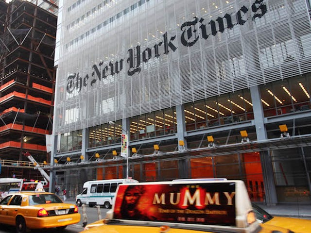 Why Has the New York Times Published 2 Op-Eds By the Same Anti-Abortion Group?