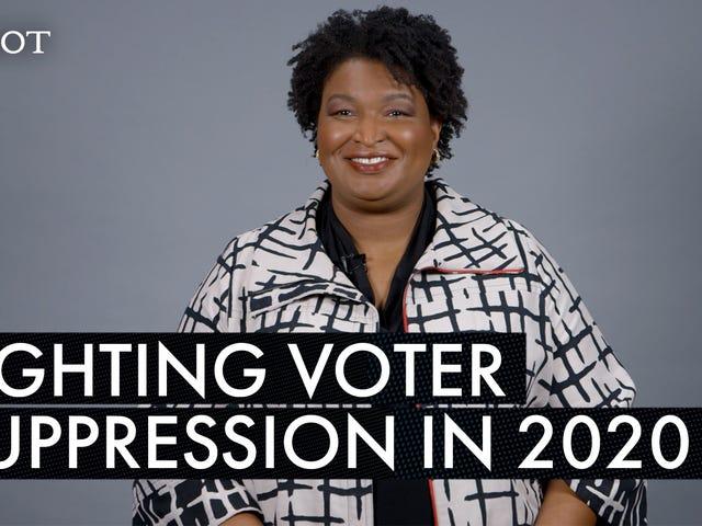 Få det til at tælle: Stacey Abrams om hvorfor 2020-folketællingen og bekæmpelse af vælgerundertrykkelse går hånd i hånd for sorte amerikanere