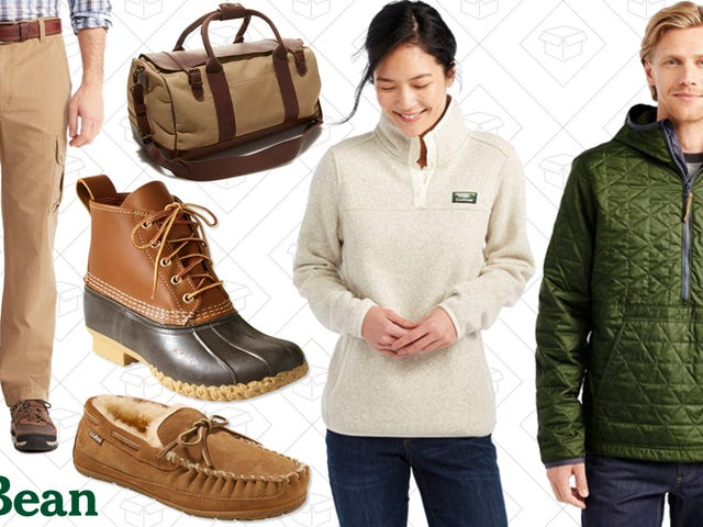 You Can Get 25% Off Everything at L.L.Bean Right Now