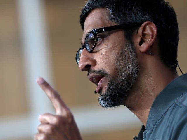 Google går i krig mot sina egna arbetare