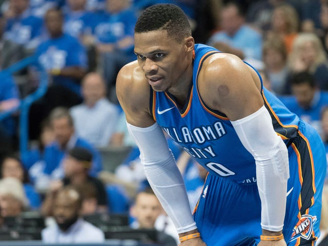 Clutch Time Appears To No Longer Be Westbrook Time