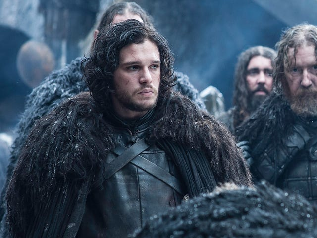 Those Night's Watch Cloaks from <i>Game of Thrones </i>Are Legit Just Aged IKEA Rugs