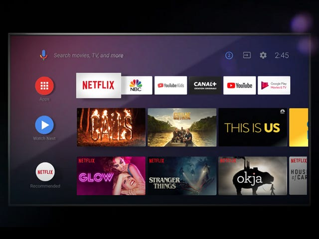 Android TV Is Good Now