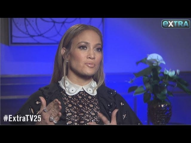 Jennifer Lopez og Will Smith 'Talked About' Remaking <i>A Star Is Born</i>