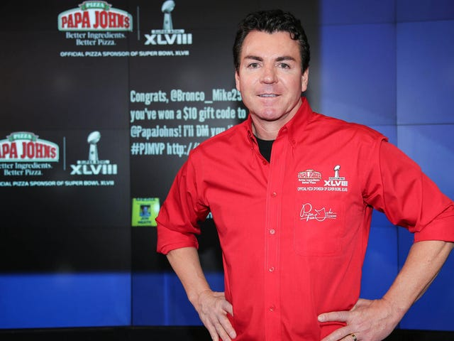 Papa John's Founder Blames His Use of the N-Word on Kanye and Colonel Sanders