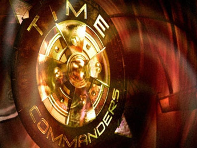 Time Commanders S3 Ep1.
