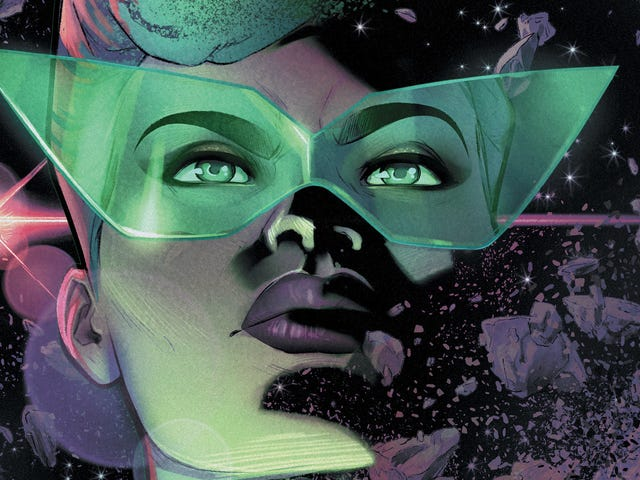 A New Green Lantern Series by N.K. Jemisin Will Help Relaunch DC's Young Animal Imprint