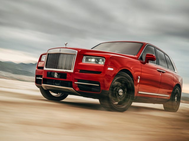 The Rolls-Royce Cullinan Is Too Small