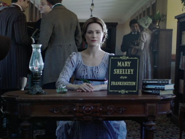 Drunk History Resurrected the Tale of How Mary Shelley Brought Frankenstein to Life