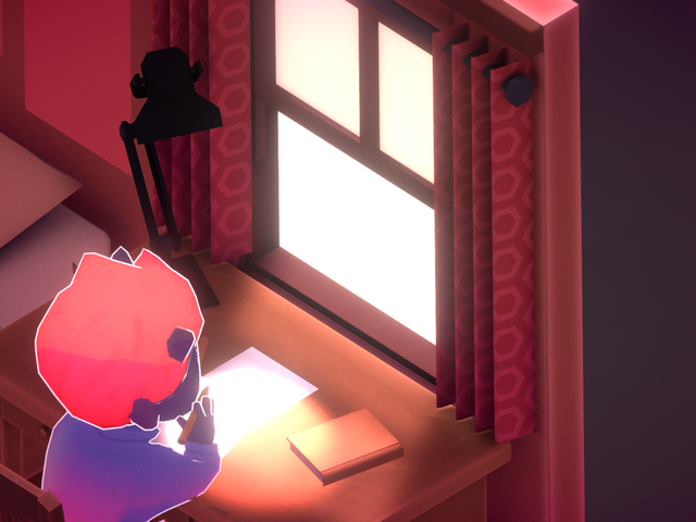 Kind Words Is A Game Where You Send Confessional Letters To Online Strangers