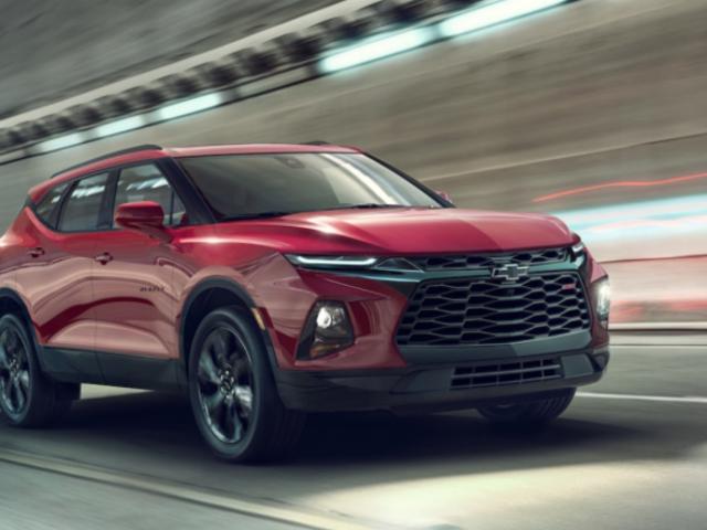 Meet the 2019 Chevrolet Blazer