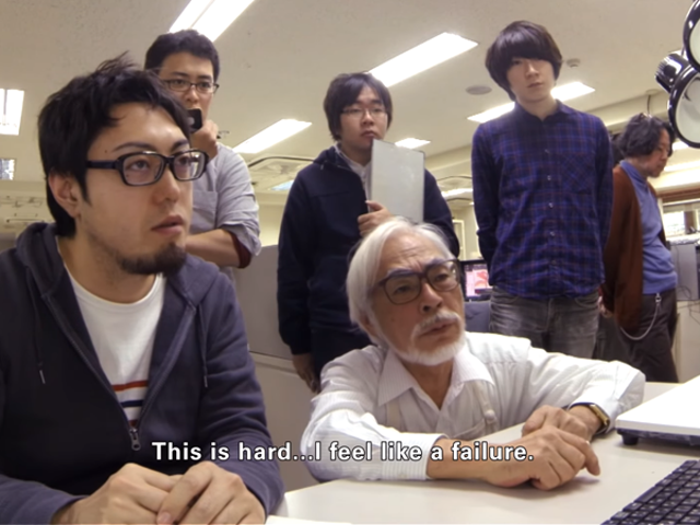 Watch Hayao Miyazaki Face the Challenge of 3D Animation in the Gripping Trailer for Never-Ending Man