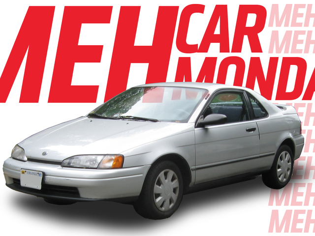 Meh Car Monday: The Toyota Paseo, The Sports Car For People Who Consider Scrabble A Motor Sport