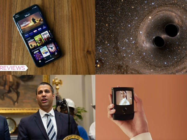 AirPods Pro, Environmental Justice, Disney Plus, and an FCC Leak: Best Gizmodo Stories of the Week
