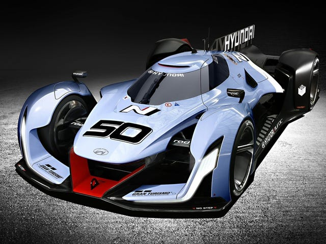The Time Is Right For A Hyundai Supercar