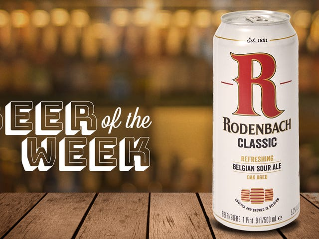 Beer of the Week: Rodenbach Classic is so much more than a sour beer
