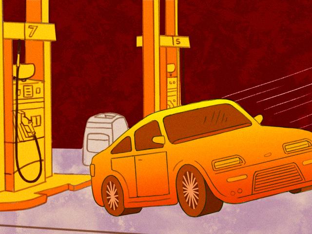 Làm thế nào để làm chủ trạm dừng xăng