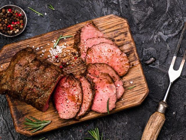 Also ist rotes Fleisch wieder gut für uns oder was?