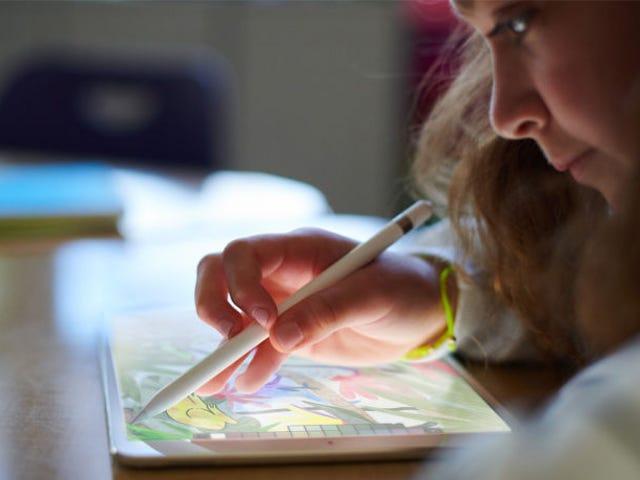 Die neue Version von iWork erlaubt es Ihnen, Ihre Applets mit Apple Pencil zu teilen