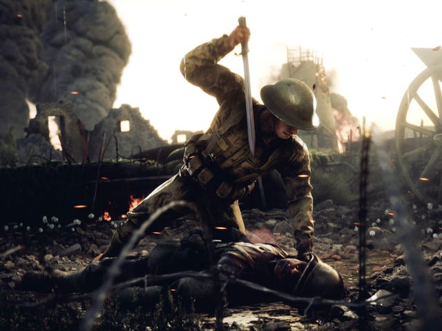 Another WW1 FPS Wants To Get Into The Trenches