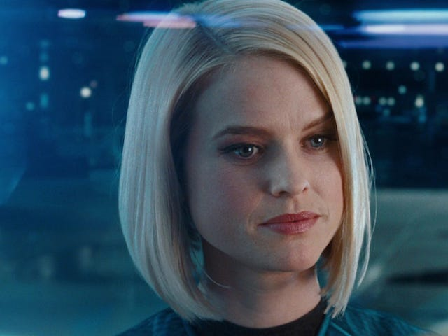 Oh, That's Where Carol Marcus Was During Star Trek Beyond