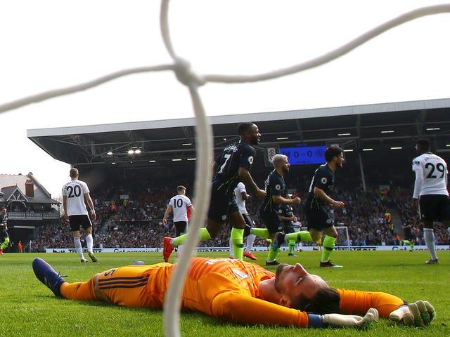 O Fulham é completamente inútil