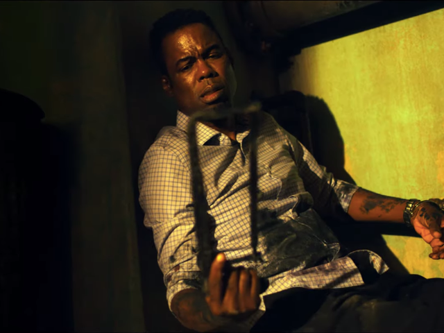 Chris Rock's new Saw movie gets a goofy title and a kickass trailer