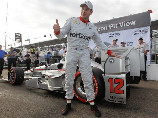 Pole Sitter vil være i stand til at savne IndyCar Season Opener (Opdatering: Power Diagnosed With Mild Hypussion)