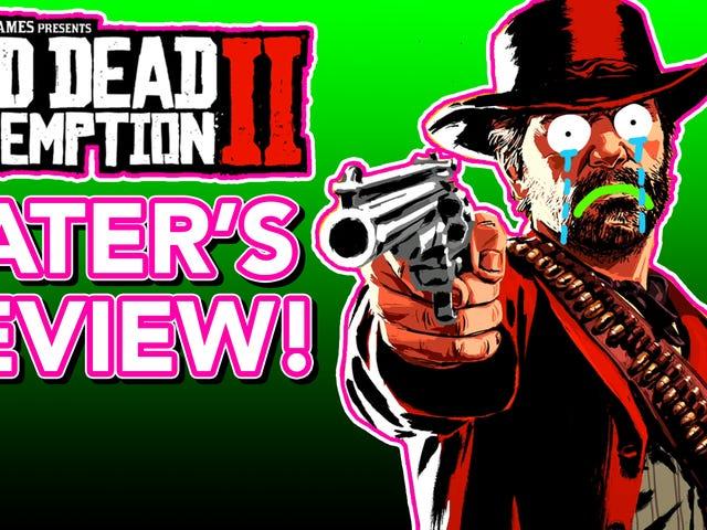 A revisão do Hater da <i>Red Dead Redemption 2</i>