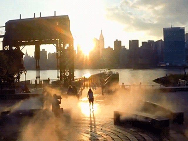 Το εξαιρετικό βίντεο με το drone είναι ένα όμορφο πορτρέτο της Νέας Υόρκης