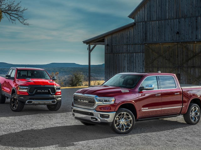 300,000 Ram 1500s Recalled for Potential to Disable Airbags and Seat Belt Restraints