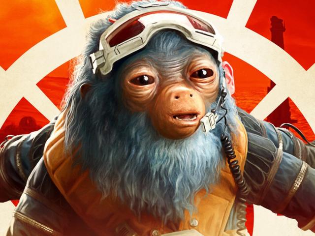 HAN SOLO: Una Historia de Star Wars - Rio Durant