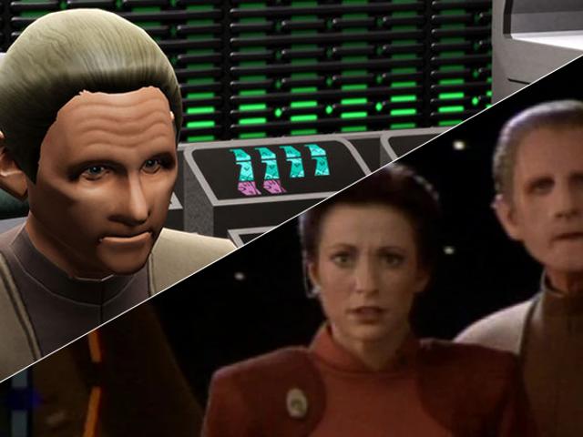 Deep Space Nine'sRené Auberjonois on Returning as Odo for Star Trek Online