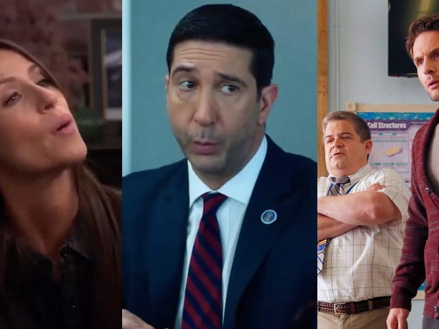 Punky Brewster, A.P. Bio, David Schwimmer featured in new batch of Peacock teasers