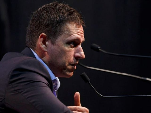 Report: Herpes Researcher Funded by Peter Thiel First Performed Sketchy Trials at Holiday Inn